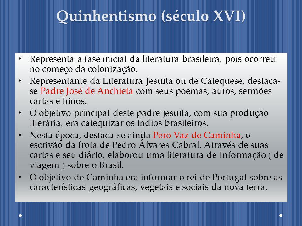 Quinhentismo (século XVI)