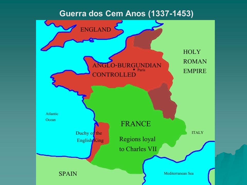 Guerra dos Cem Anos (1337-1453)
