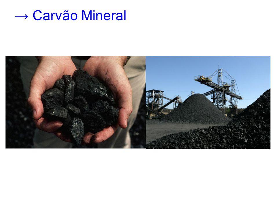 → Carvão Mineral