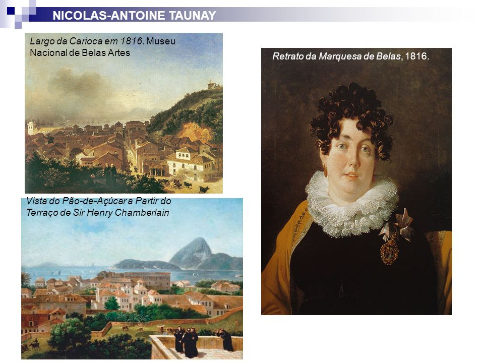 NICOLAS-ANTOINE TAUNAY