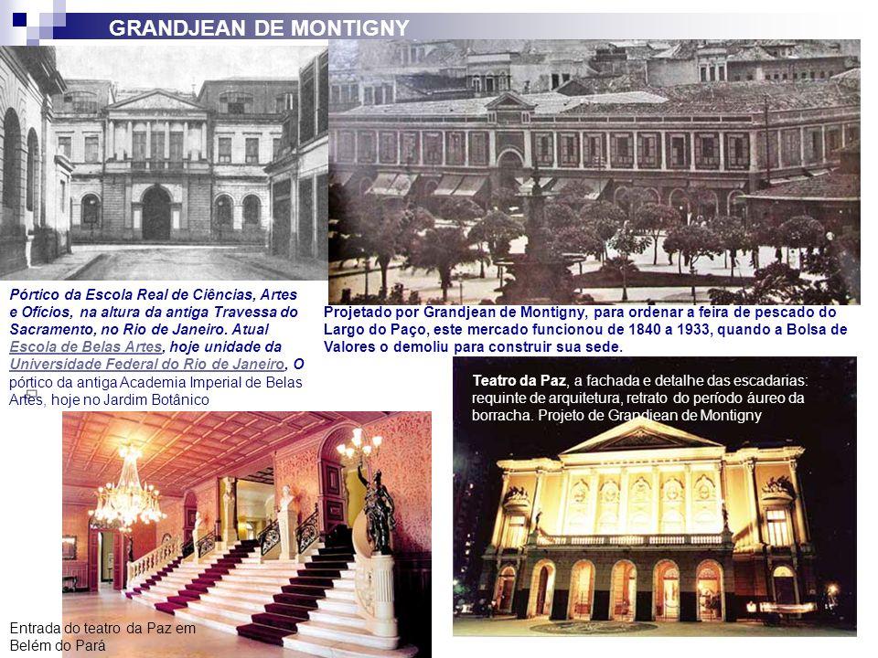 GRANDJEAN DE MONTIGNY