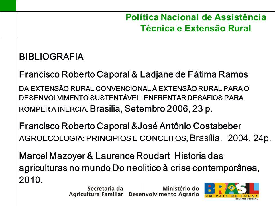 Francisco Roberto Caporal & Ladjane de Fátima Ramos