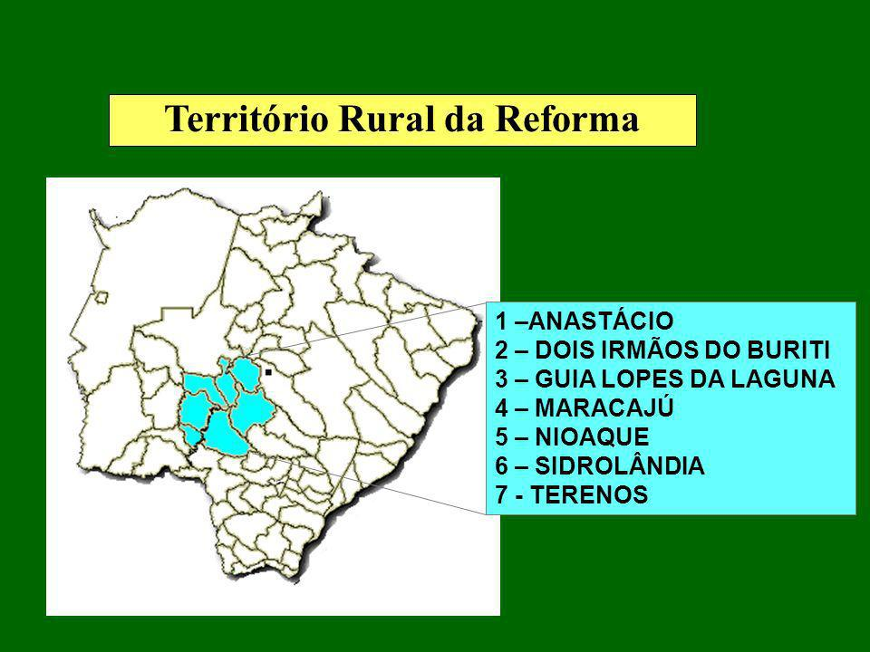 Território Rural da Reforma