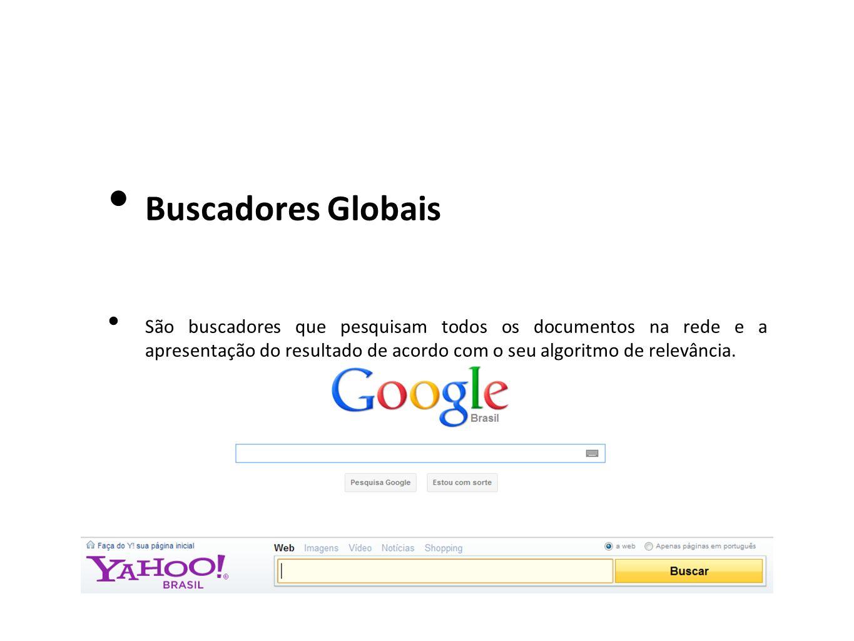 Buscadores Globais