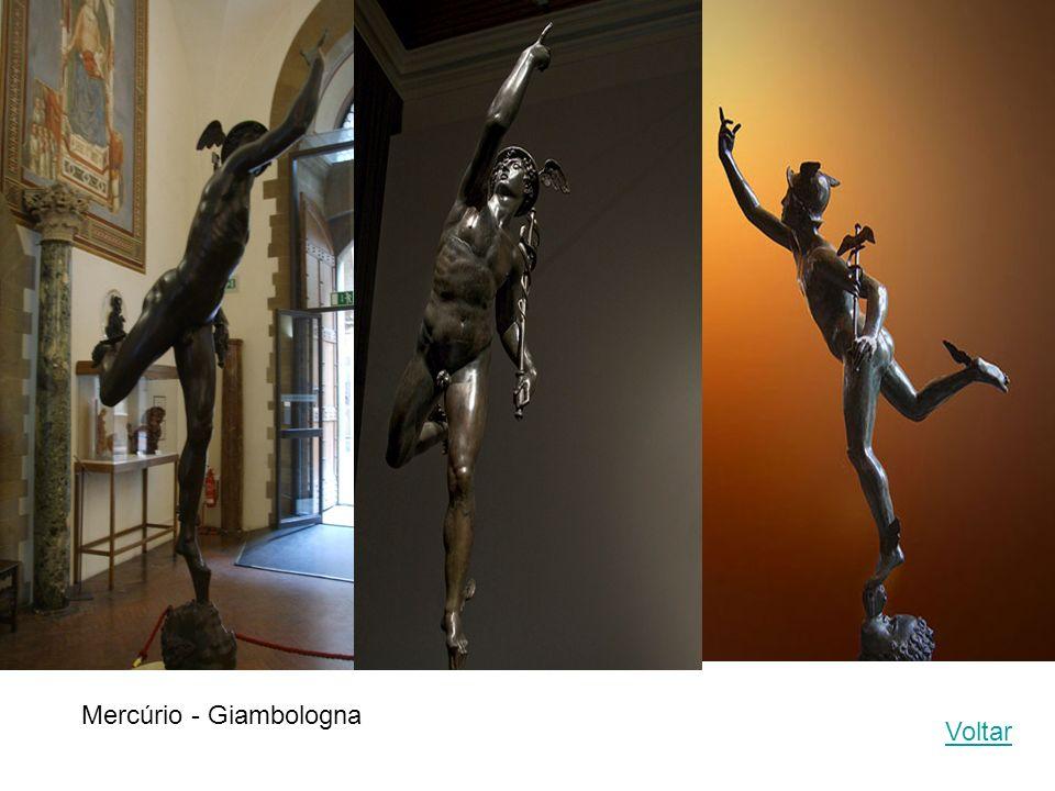 Mercúrio - Giambologna