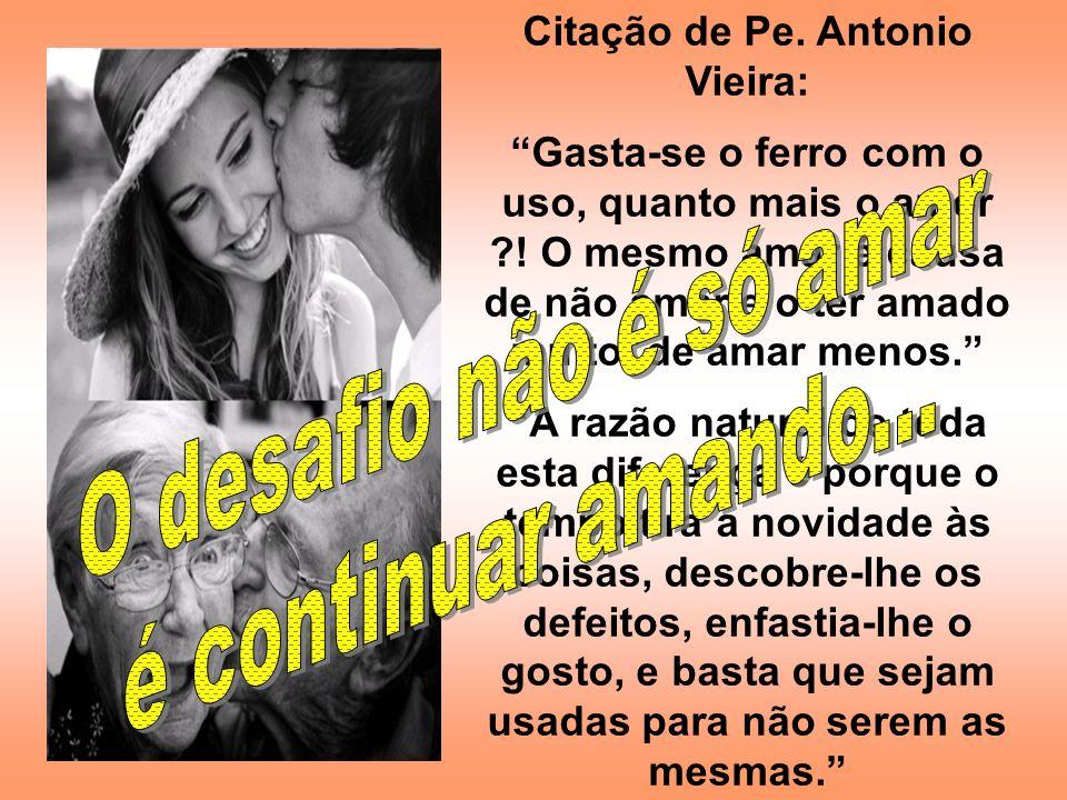Citação de Pe. Antonio Vieira:
