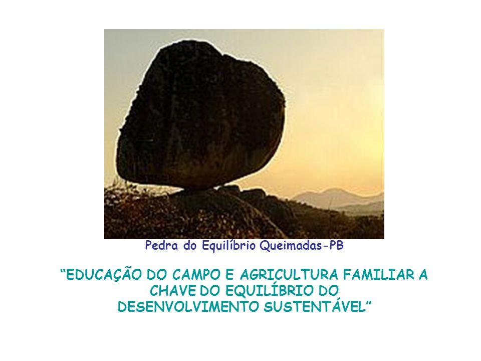 Pedra do Equilíbrio Queimadas-PB DESENVOLVIMENTO SUSTENTÁVEL