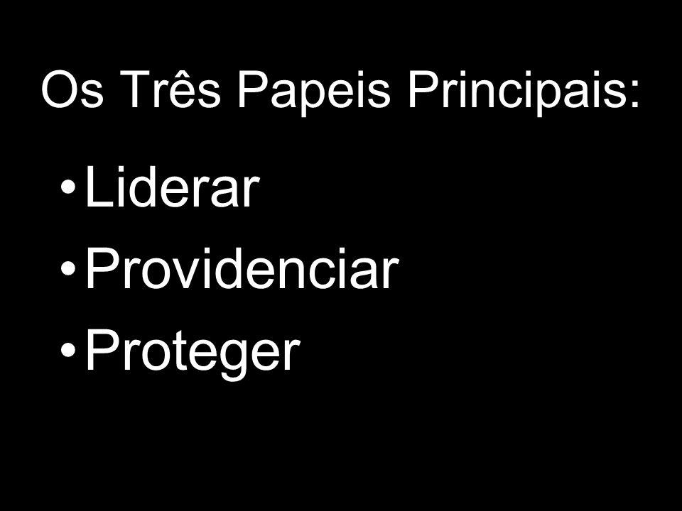 Os Três Papeis Principais: