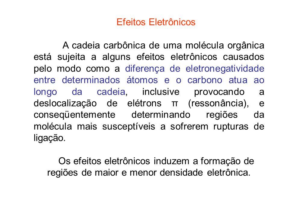 Efeitos Eletrônicos