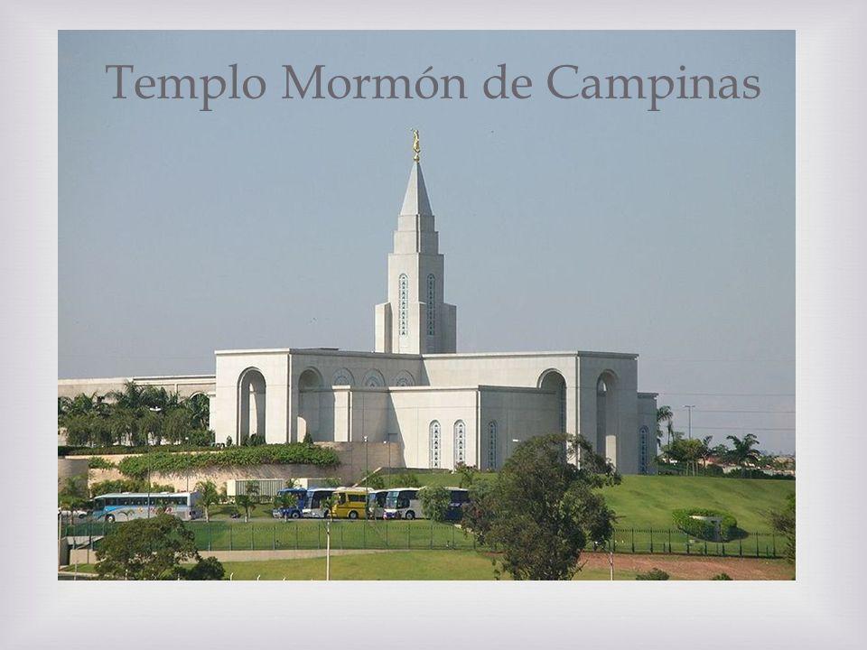 Templo Mormón de Campinas