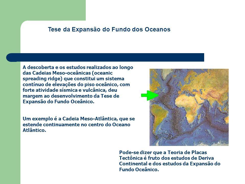 Tese da Expansão do Fundo dos Oceanos