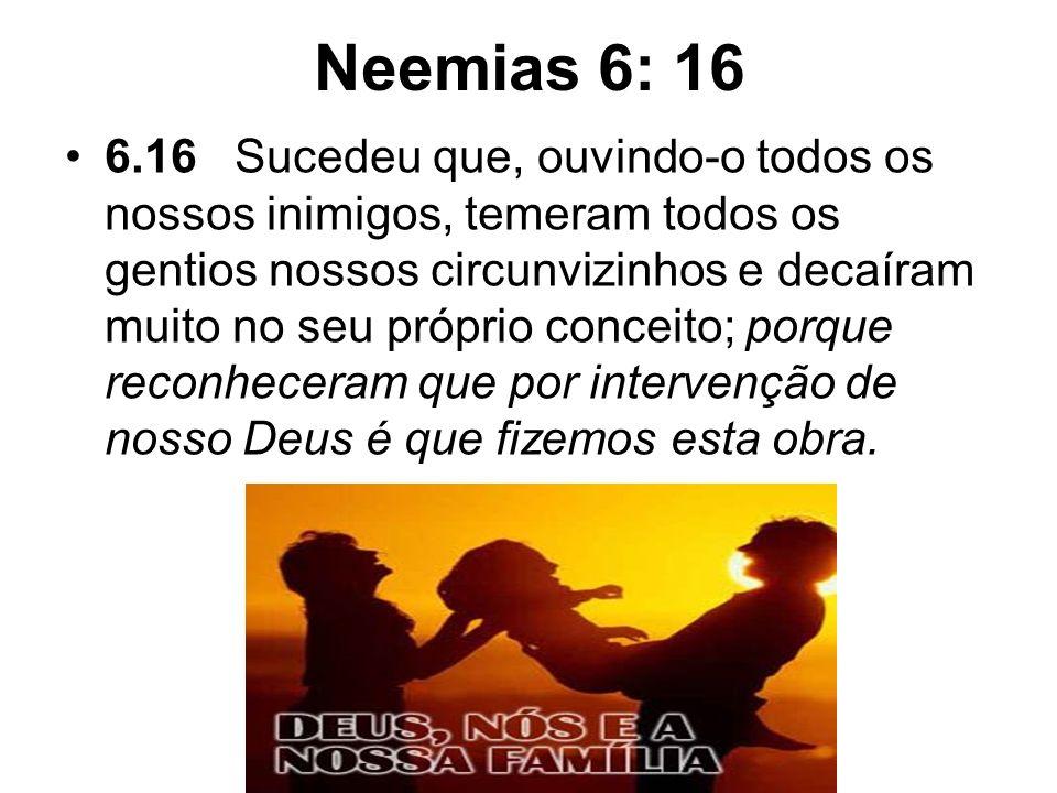 Neemias 6: 16