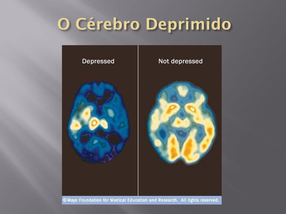 O Cérebro Deprimido
