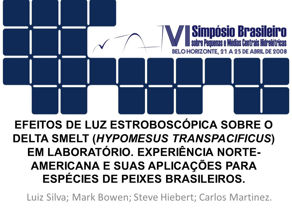 Luiz Silva; Mark Bowen; Steve Hiebert; Carlos Martinez.
