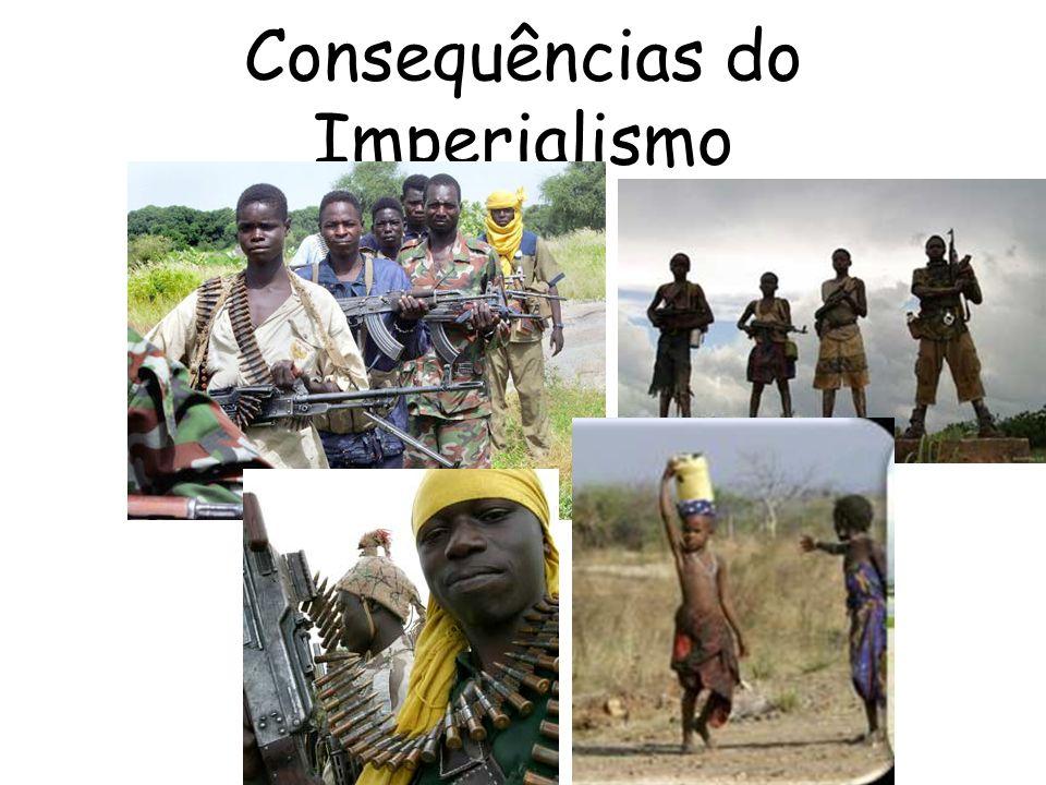 Consequências do Imperialismo