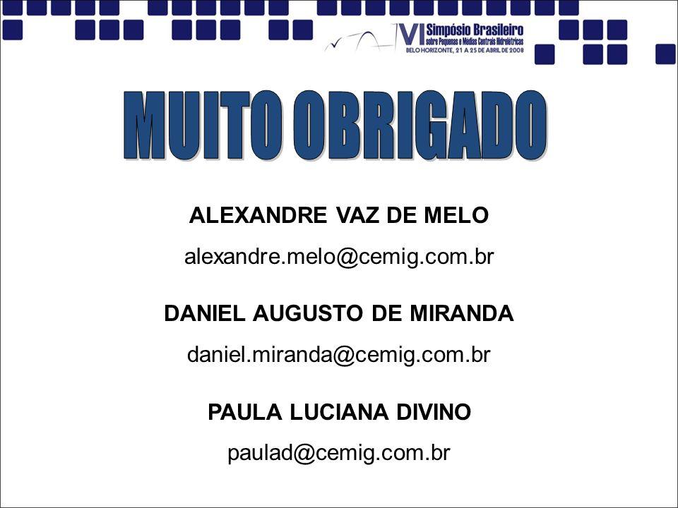 DANIEL AUGUSTO DE MIRANDA