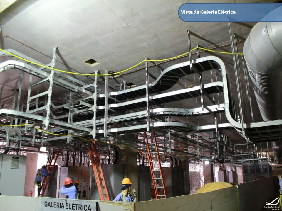 Vista da Galeria Elétrica