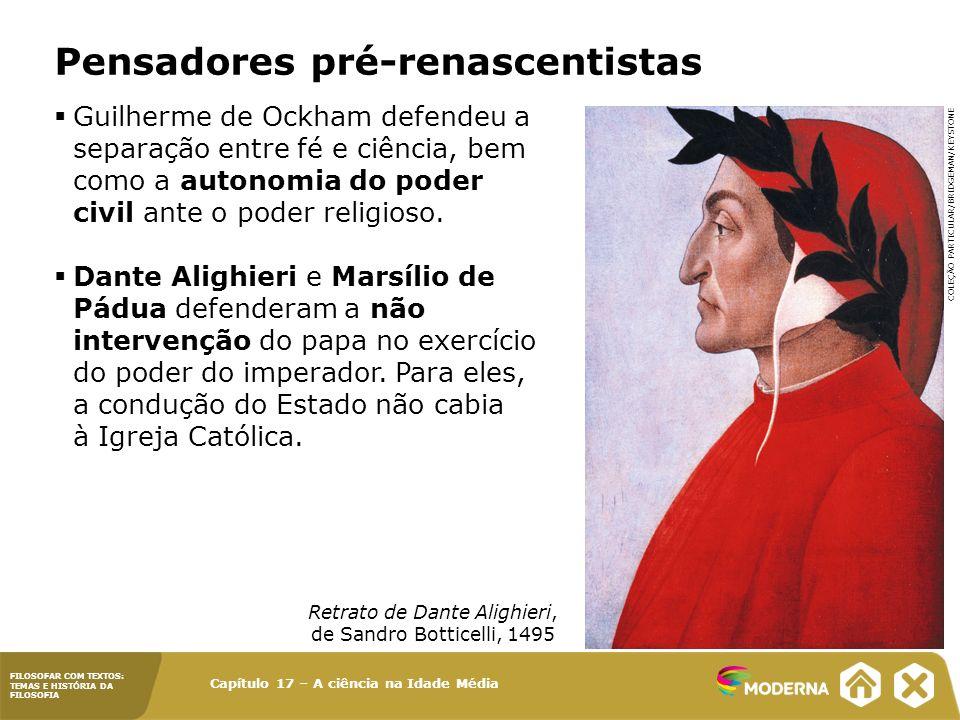 Retrato de Dante Alighieri,
