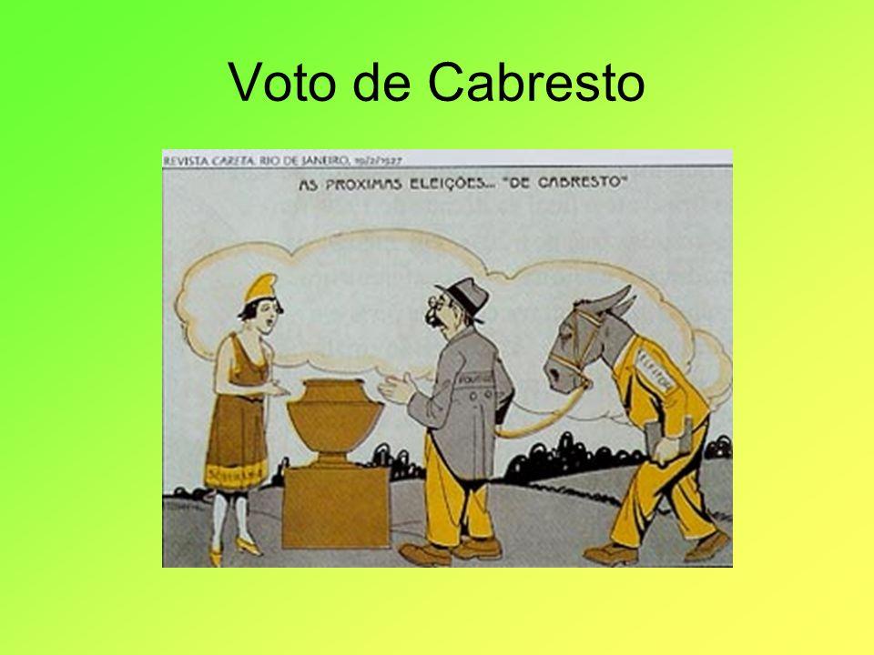 Voto de Cabresto