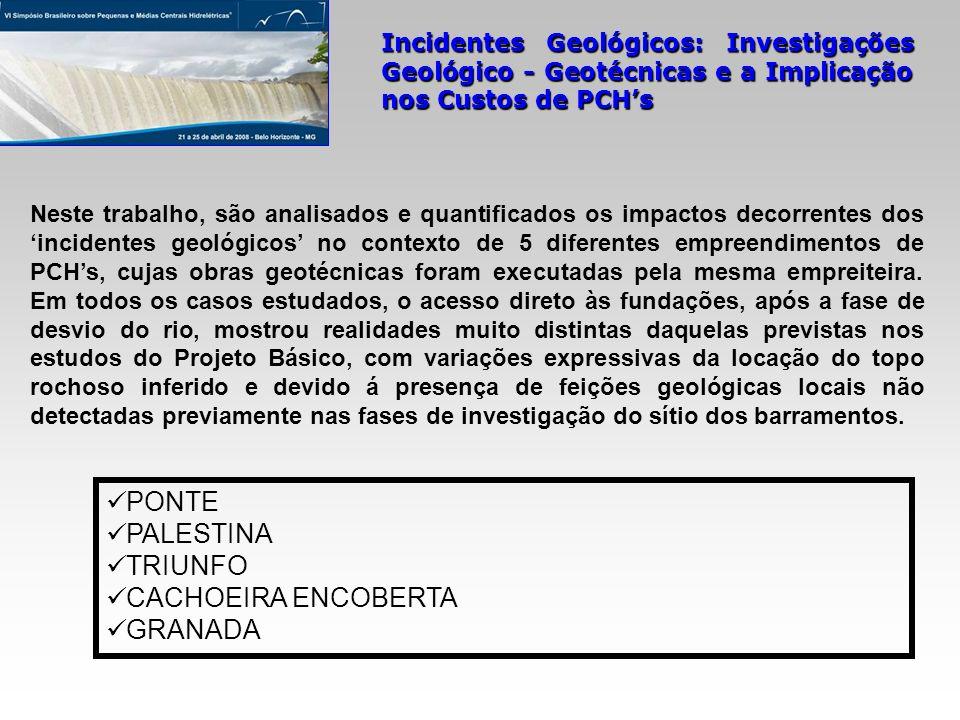 PONTE PALESTINA TRIUNFO CACHOEIRA ENCOBERTA GRANADA
