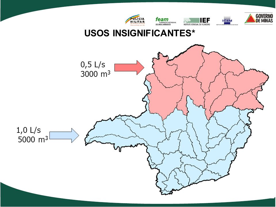 USOS INSIGNIFICANTES*