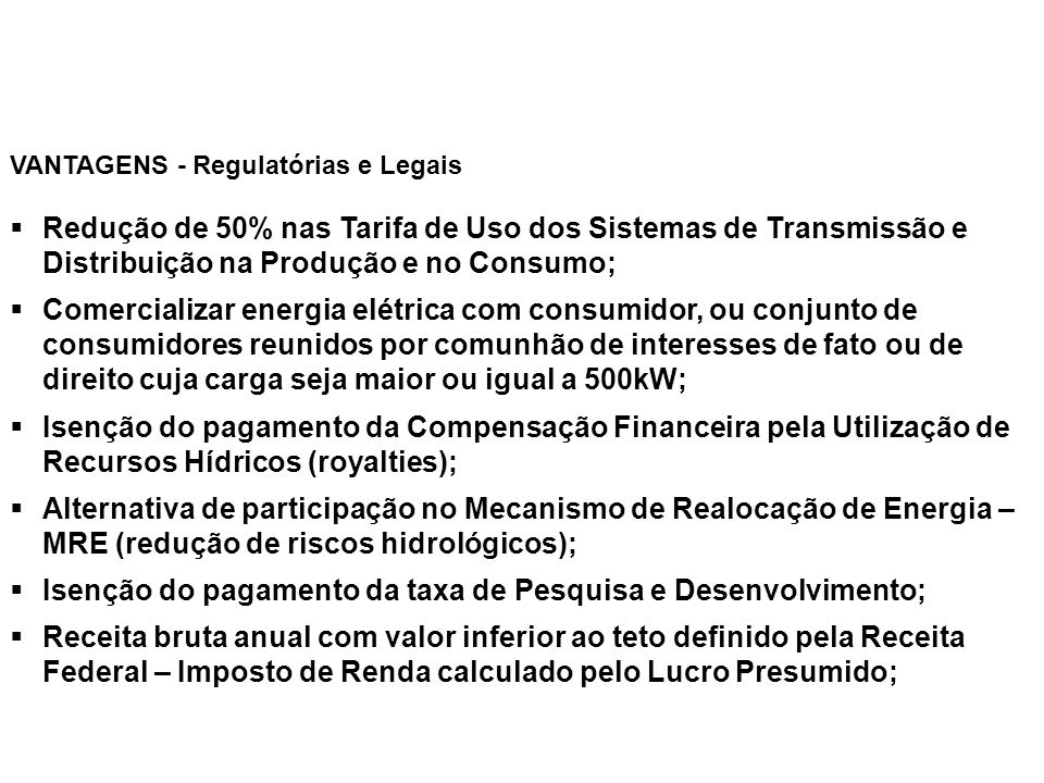 Isenção do pagamento da taxa de Pesquisa e Desenvolvimento;