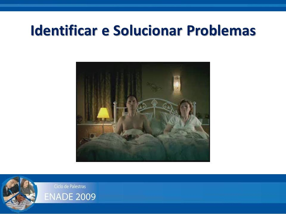 Identificar e Solucionar Problemas
