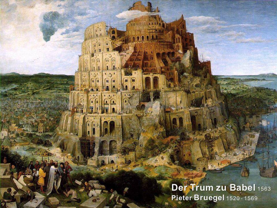 Der Trum zu Babel 1563 Pieter Bruegel 1520 - 1569 18