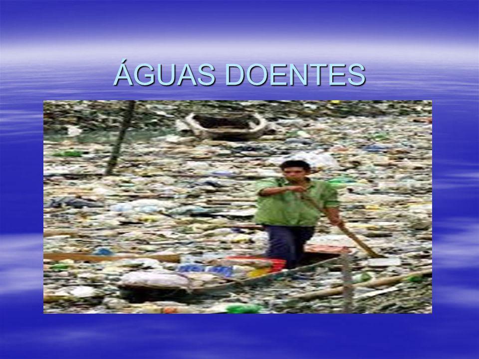 ÁGUAS DOENTES