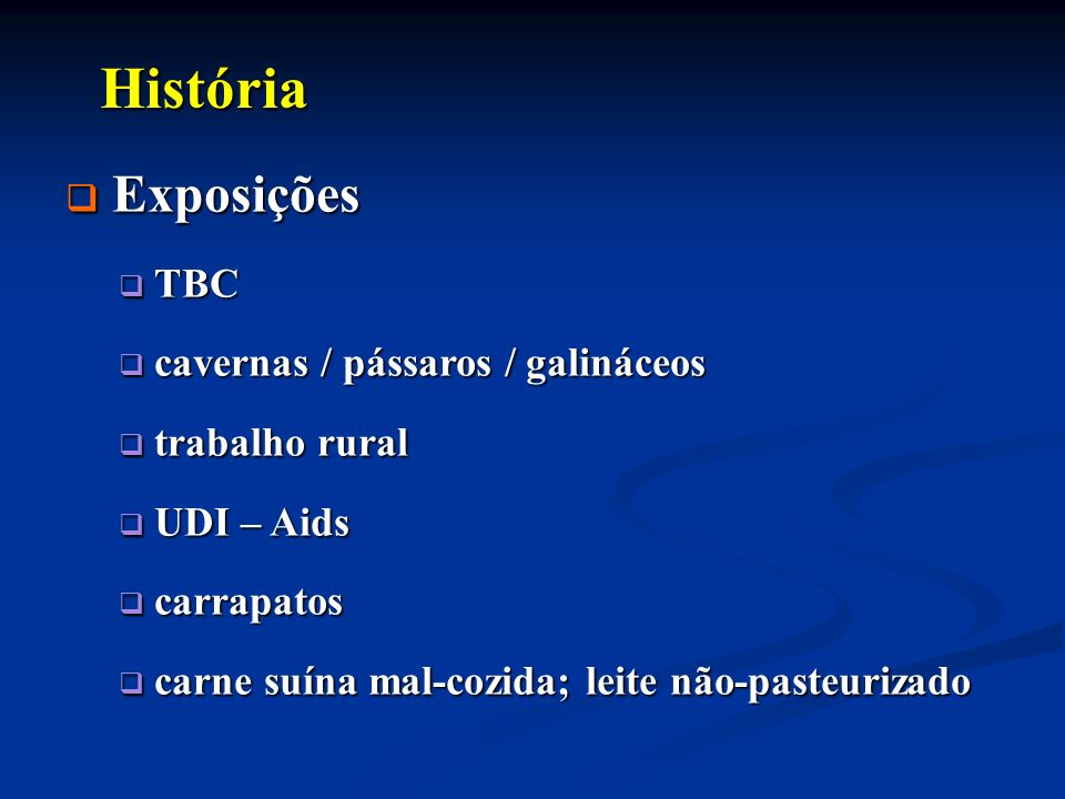 História Exposições TBC cavernas / pássaros / galináceos