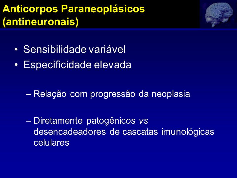 Anticorpos Paraneoplásicos (antineuronais)
