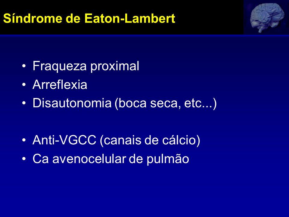 Síndrome de Eaton-Lambert
