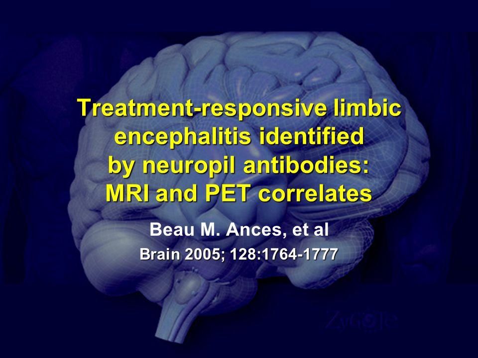 Beau M. Ances, et al Brain 2005; 128:1764-1777