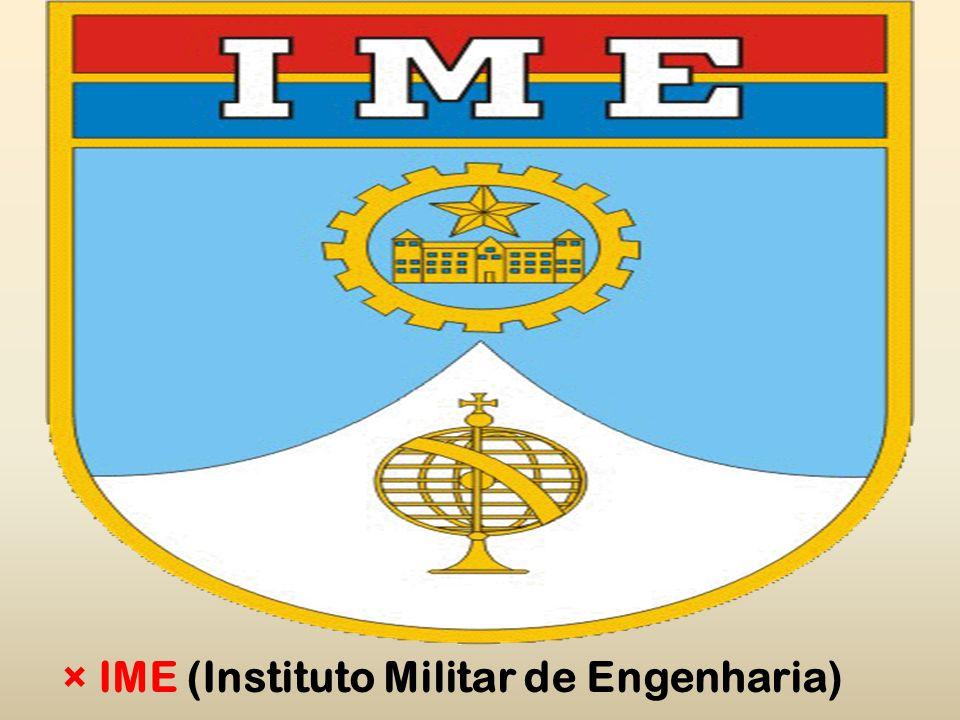 IME (Instituto Militar de Engenharia)