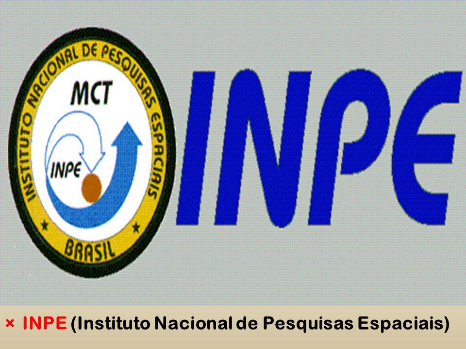 INPE (Instituto Nacional de Pesquisas Espaciais)