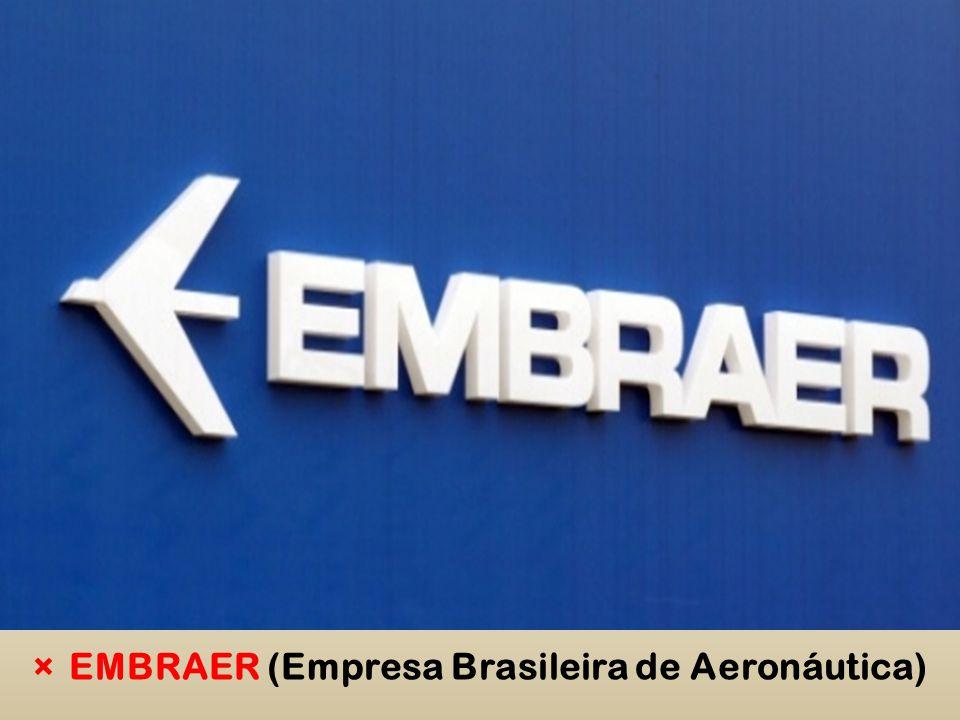 EMBRAER (Empresa Brasileira de Aeronáutica)