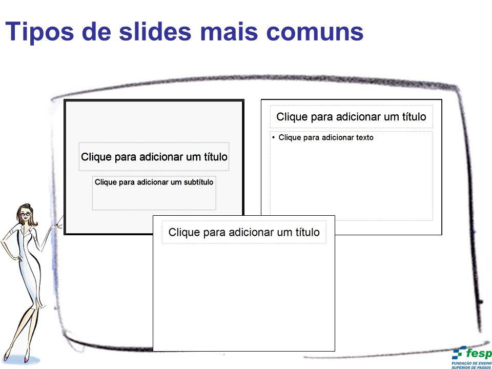 Programa para criar apresentacao de slides