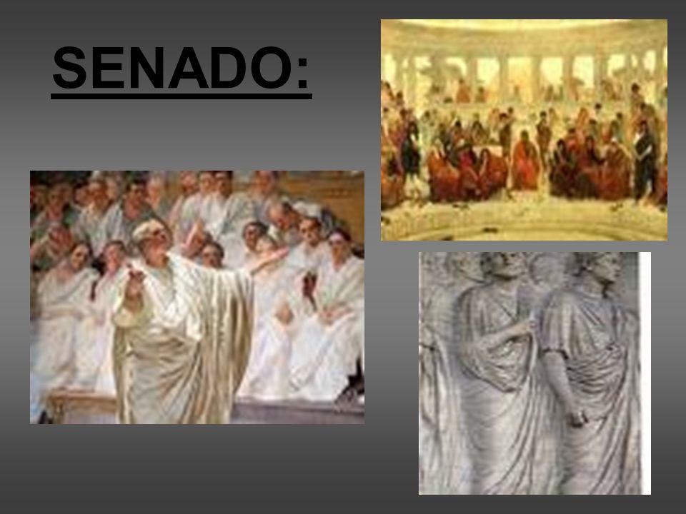 SENADO: