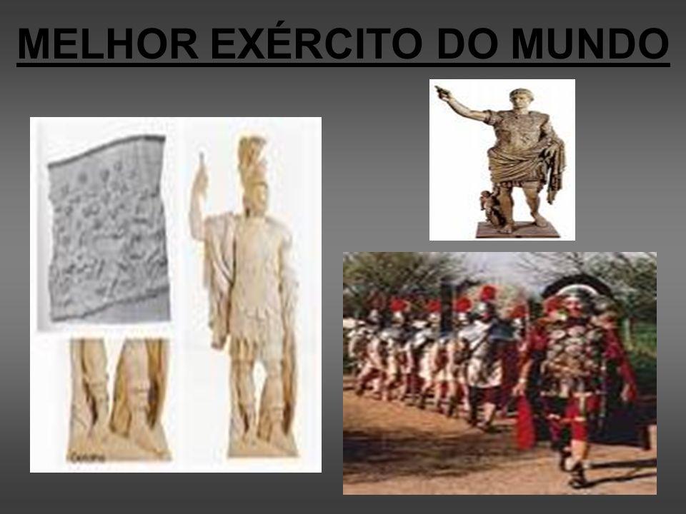 MELHOR EXÉRCITO DO MUNDO