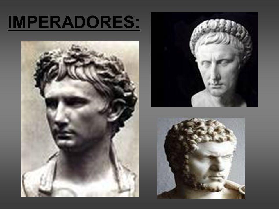 IMPERADORES: