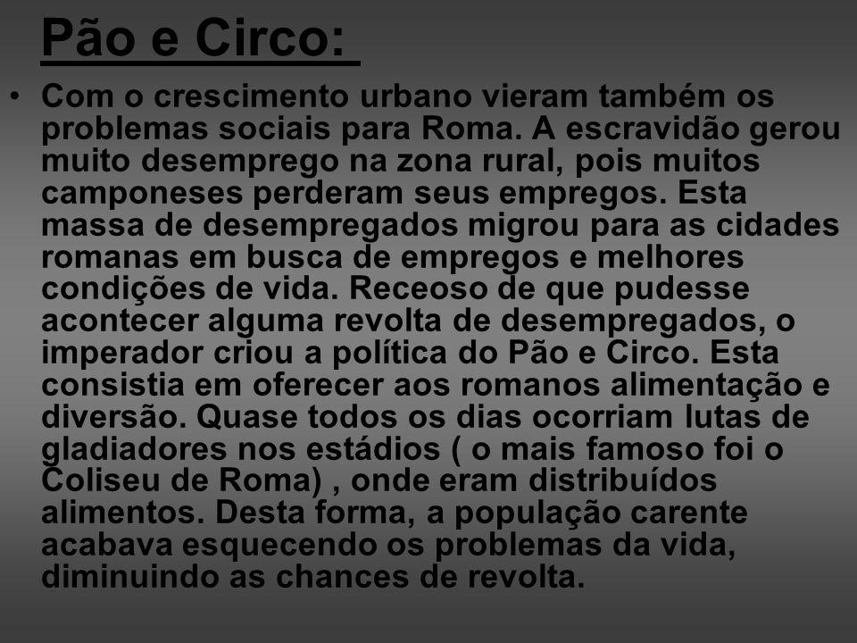 Pão e Circo: