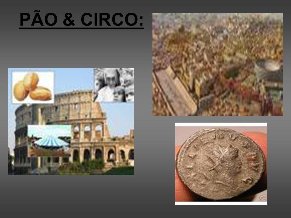 PÃO & CIRCO: