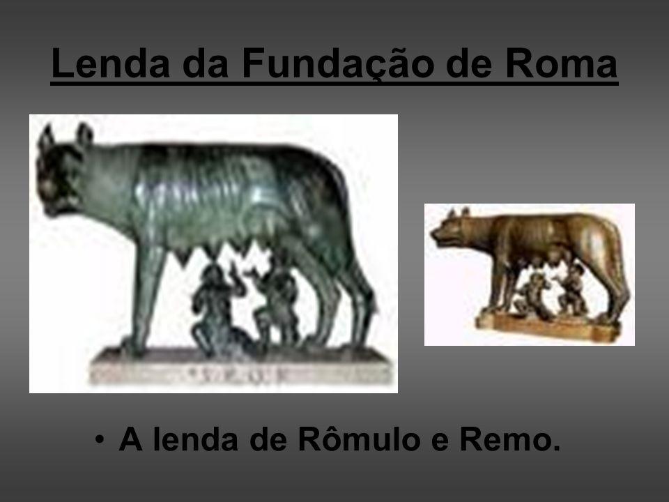 Lenda da Fundação de Roma