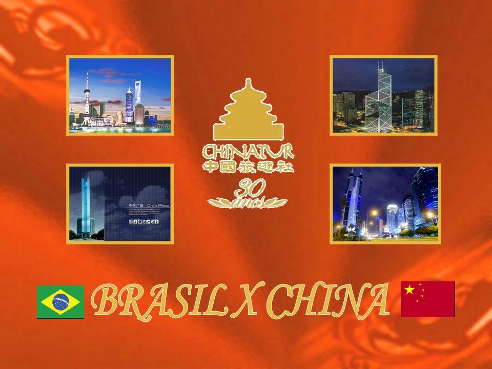 BRASIL X CHINA