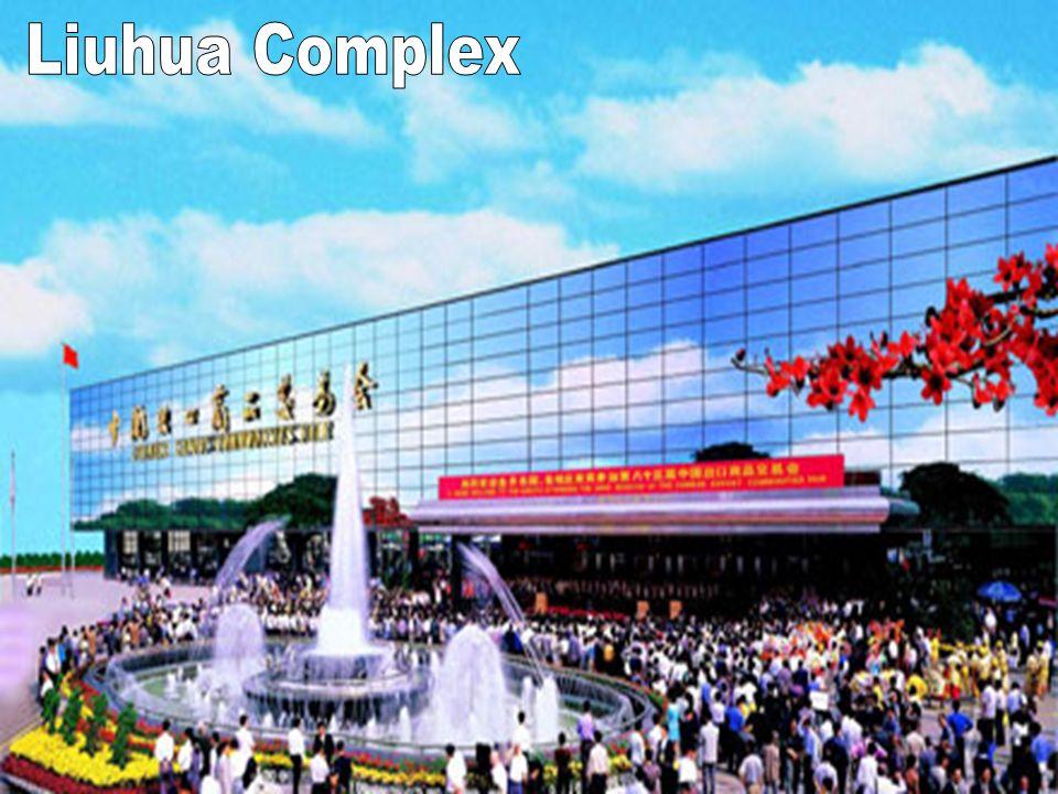 Liuhua Complex