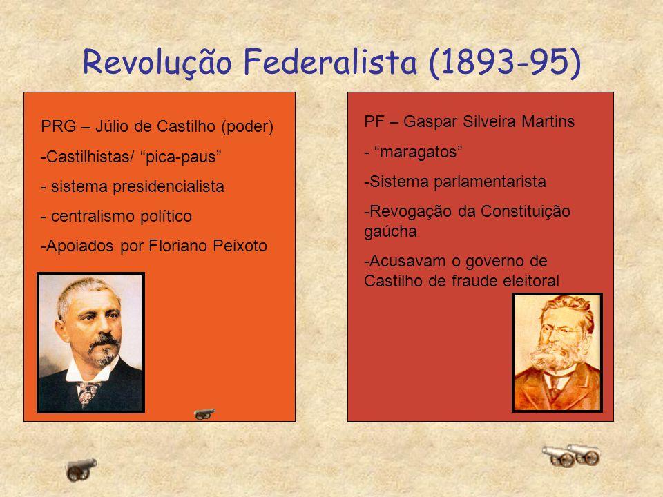 Revolução Federalista (1893-95)