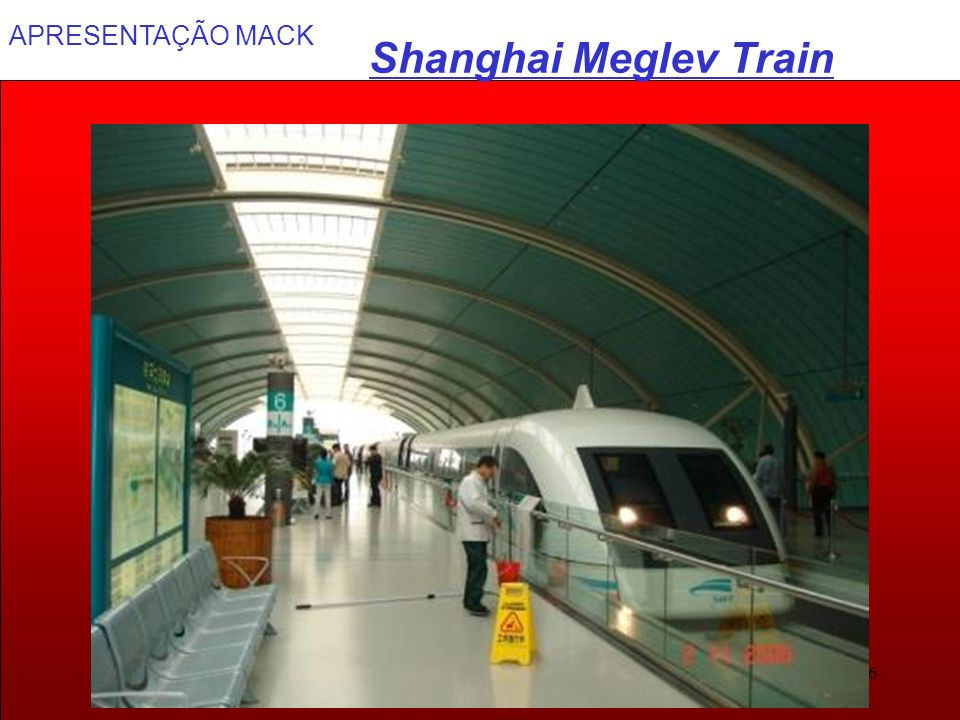 Shanghai Meglev Train
