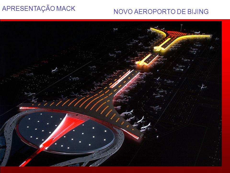 NOVO AEROPORTO DE BIJING