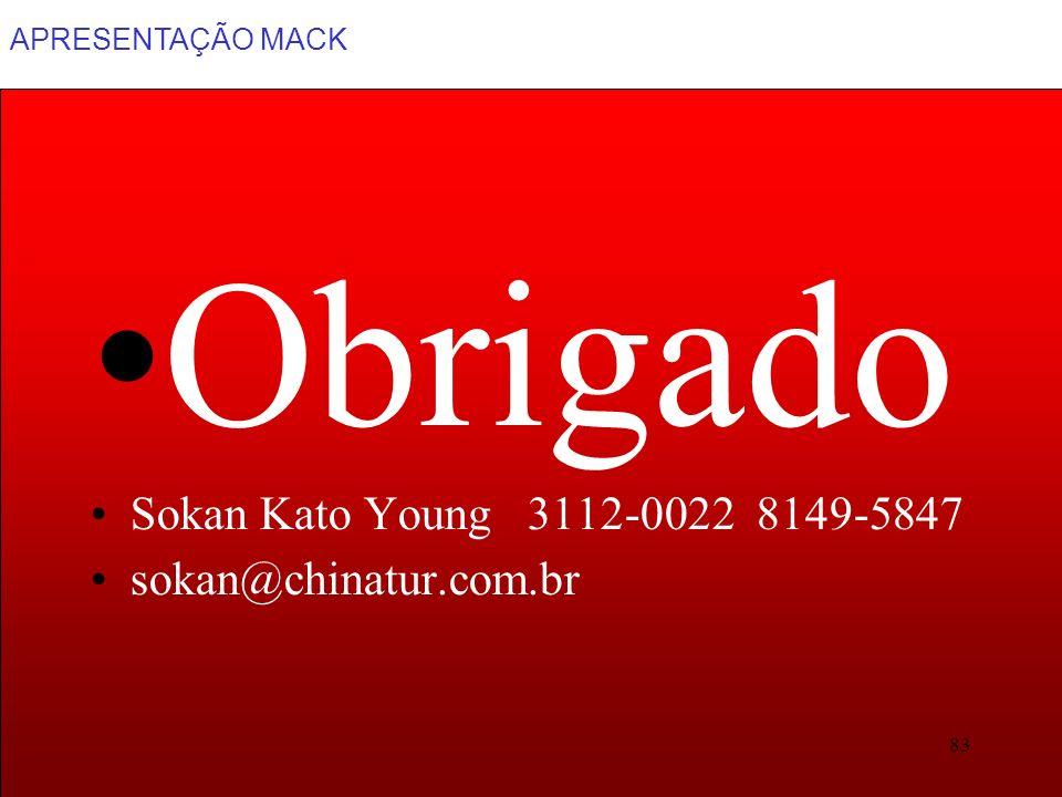 Obrigado Sokan Kato Young 3112-0022 8149-5847 sokan@chinatur.com.br