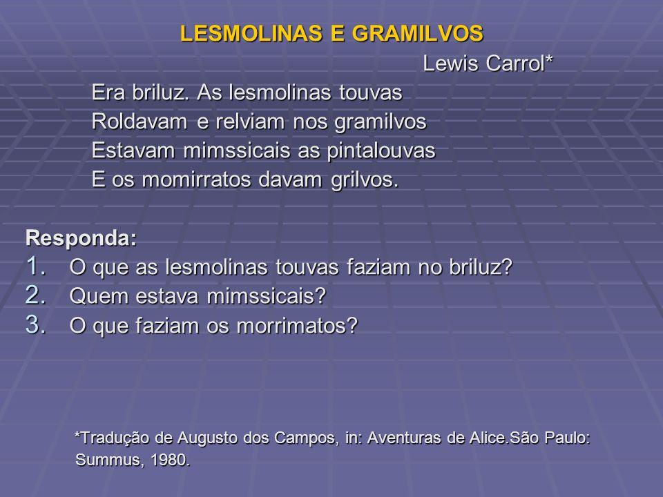 LESMOLINAS E GRAMILVOS
